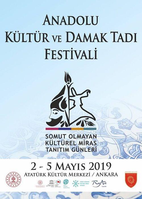 Somut Olmayan Kültürel Miras Tanıtım Günleri 2019