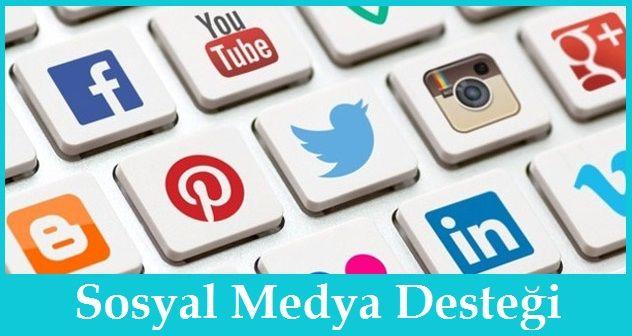 Sosyal Medya Desteği isacotur blog