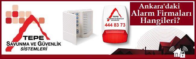 Tepe Güvenlik Alarm Sistemleri