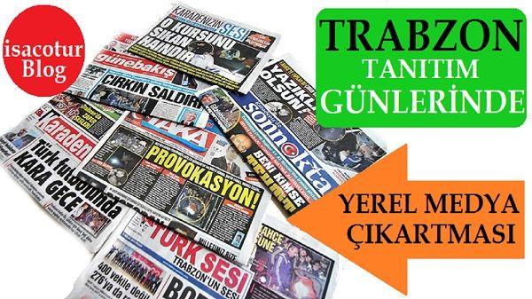Trabzon Yerel Medyası