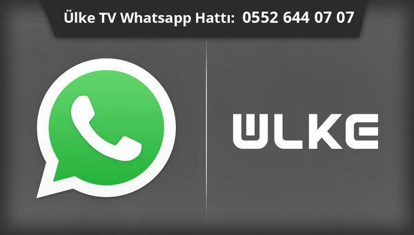 Ülke TV Whatsapp İhbar Hattı