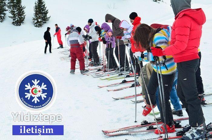 Ilgaz Yıldıztepe Kayak Merkezi İletişim