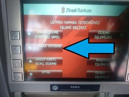Ziraat Bankası ATM'sinden Döviz Bozdurma Nasıl Yapılır?