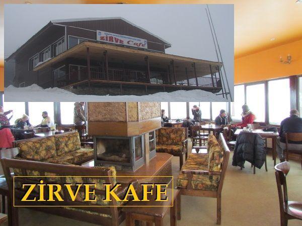 Ilgaz Kayak Merkezi Zirve Kafe
