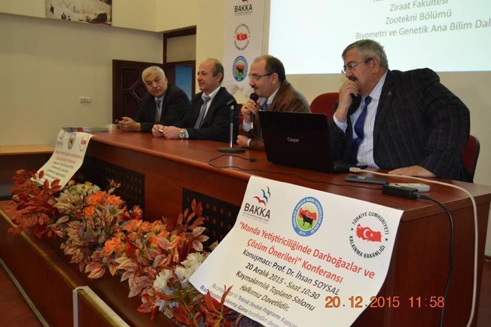 Zonguldak Manda Yetiştiricileri Birliği