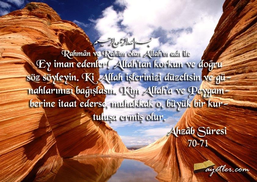 ahzab 70-71