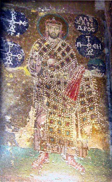 alexander emperor