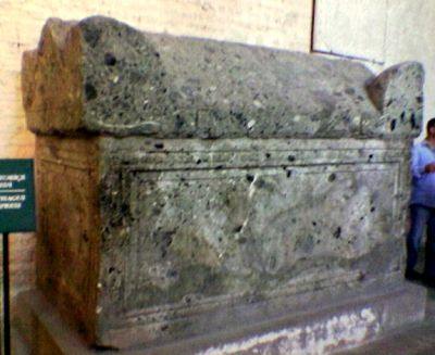 emperor tomb