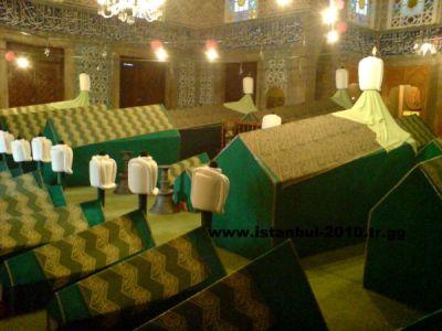 tomb sultan ahmet
