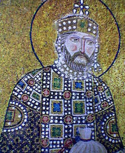 emperor constantin