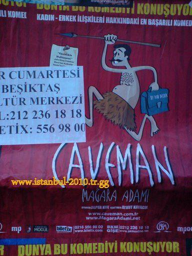 cave caveman