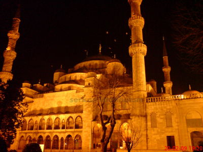 gece sultanahmet