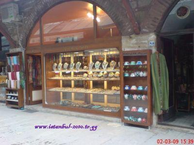 arasta pazari bazaar