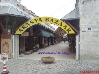 arasta bazaar pazari
