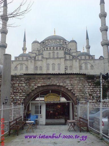 arasta bazaar pazari sultan ahmet