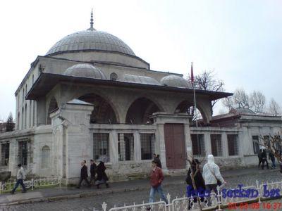 sultan ahmet turbesi