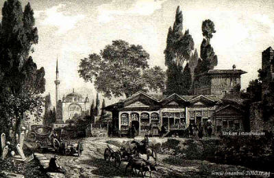 eski resim istanbul