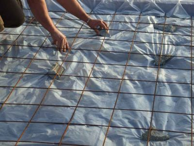 italien dallage les etapes d 39 un rev tement de sol industriel. Black Bedroom Furniture Sets. Home Design Ideas