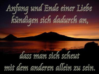 Liebe Ende
