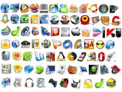 Iconos para programa for Programmi 3d gratis