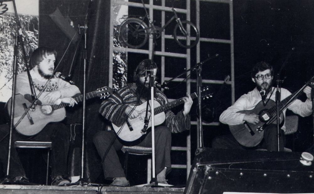 Marek Majewski, Jacek Łuczak i Antoni Muracki