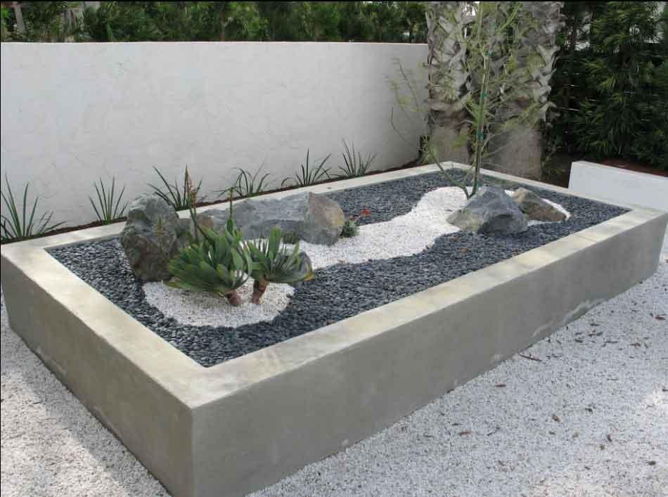Jardineriaorion piedra de rio - Piedra para jardineria ...