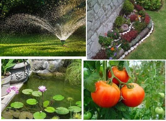 Jardinero en la molina dise ador de jardines - Disenador de jardines ...