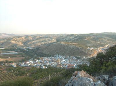 vista desde la sierra
