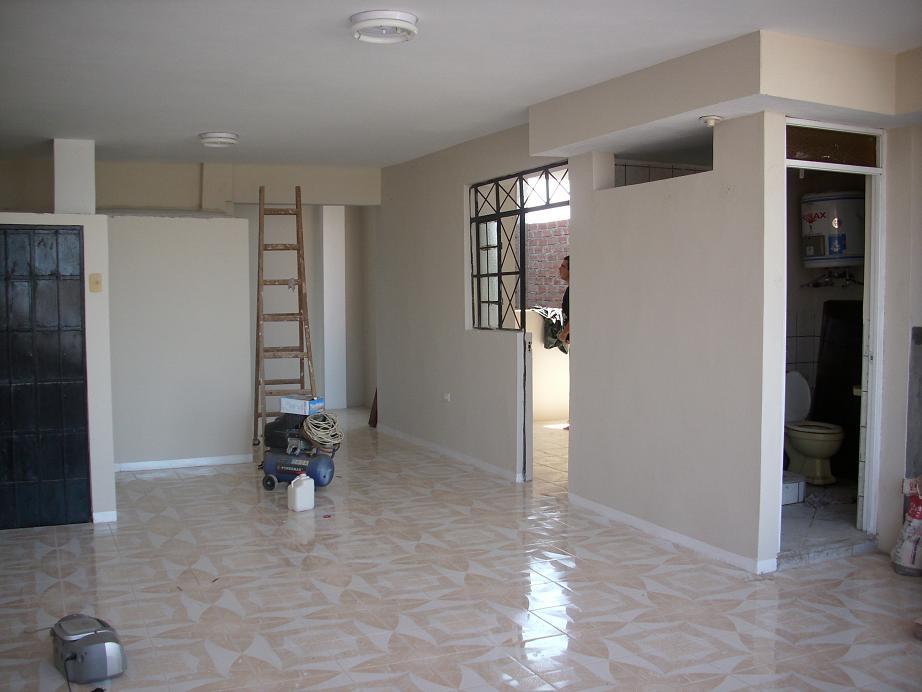 Decorando locales - Tipos de pintura para paredes interiores ...