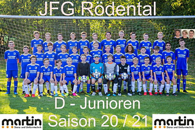 JFG Rödental - Coburger Land - D-Junioren 2020/21