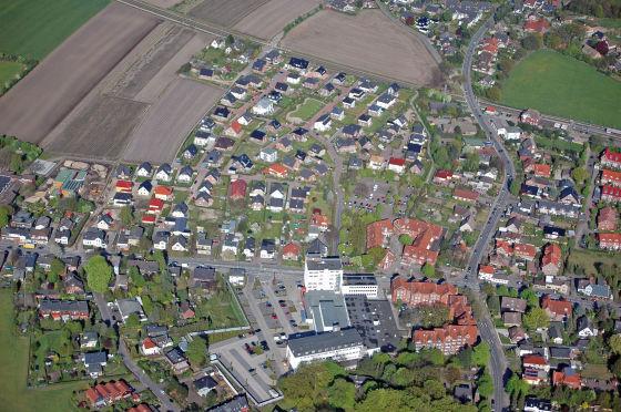 Bönningstedt Neubaugebiete Bendloh I und II Copyright by jochen martens D-ECJM@web.de