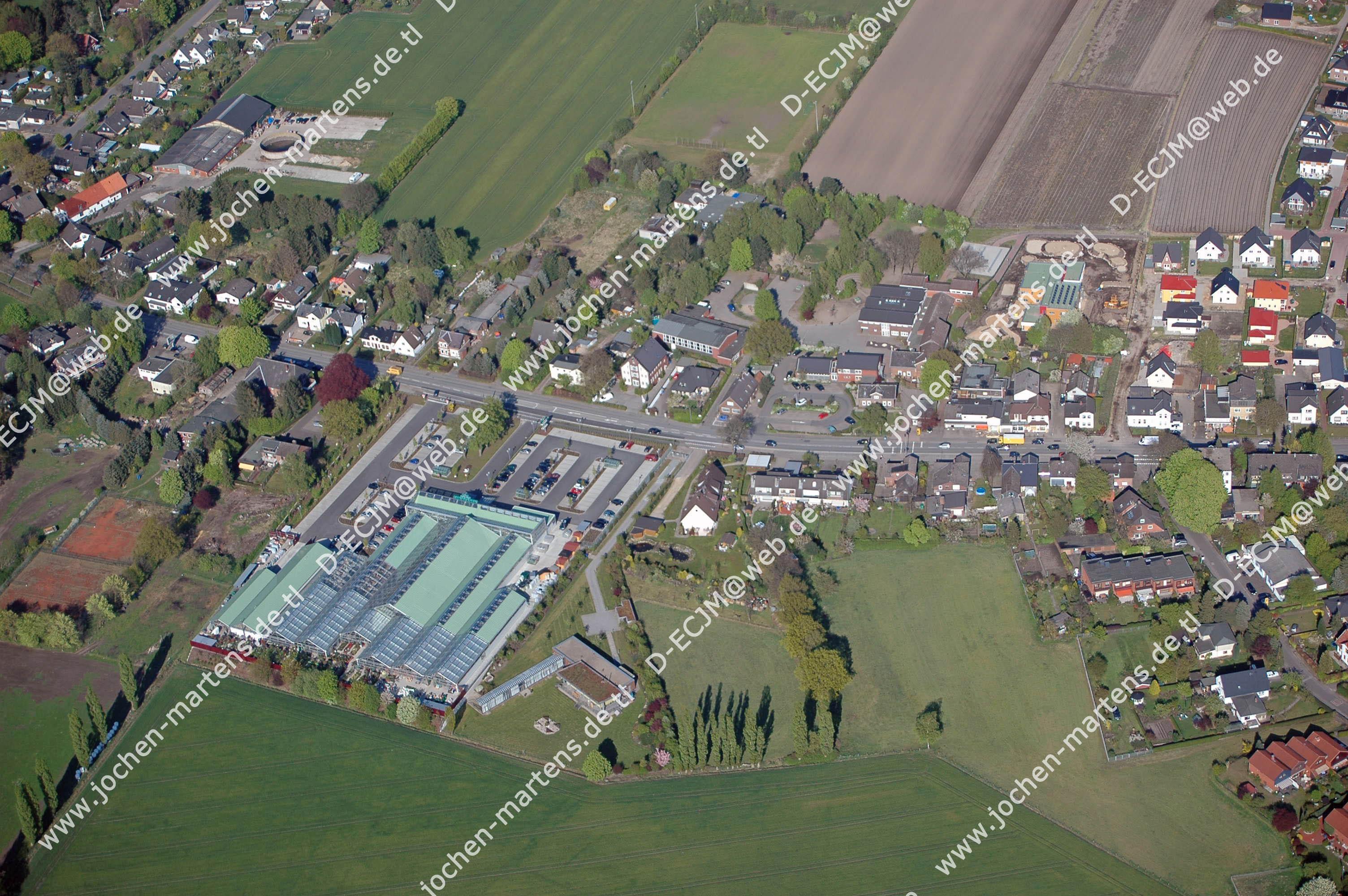 Luftbilder nicht nur aus b nningstedt b nningstedter bilder vom in voller gr sse - Gartenmarkt hamburg ...