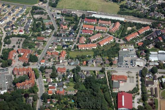 Kieler Strasse / Ellerbeker Strasse / Bahnhofstrasse