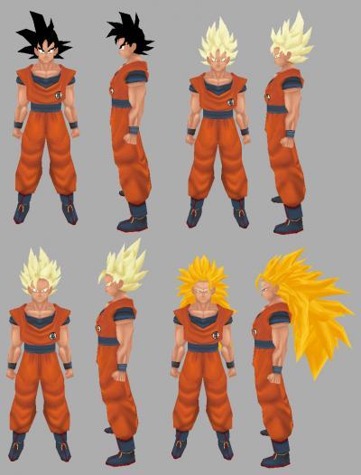 JoejonasWEB - Son Goku