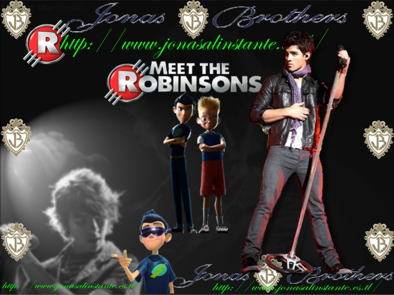 Tapiz JONAS (Meet the Robinsons (800*600)