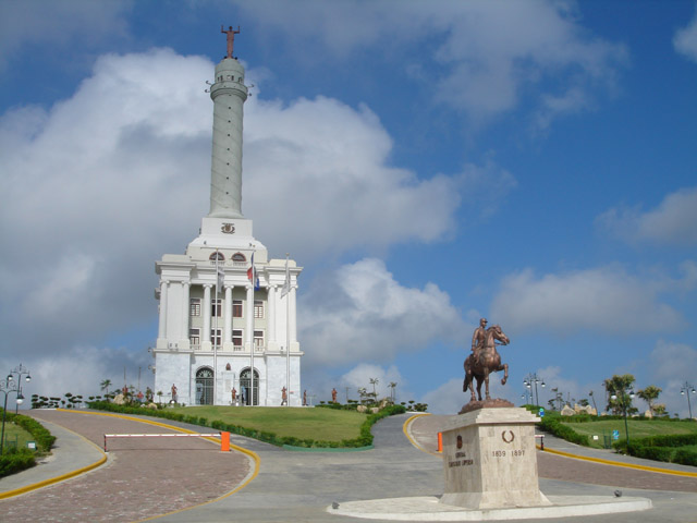 Monumento de Santiago, Rep. Dom.