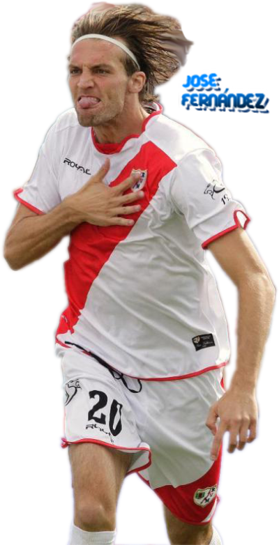 Jose-Renders. - Rayo Vallecano.
