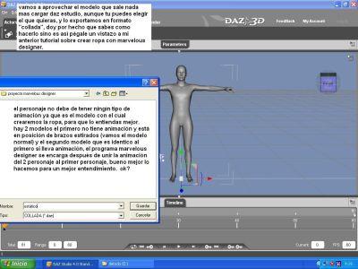 Tutoriales modelos 3d gratis 2 tutorial crear ropa en for Programa para dibujar en 3d