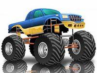 canavar kamyon yarışı