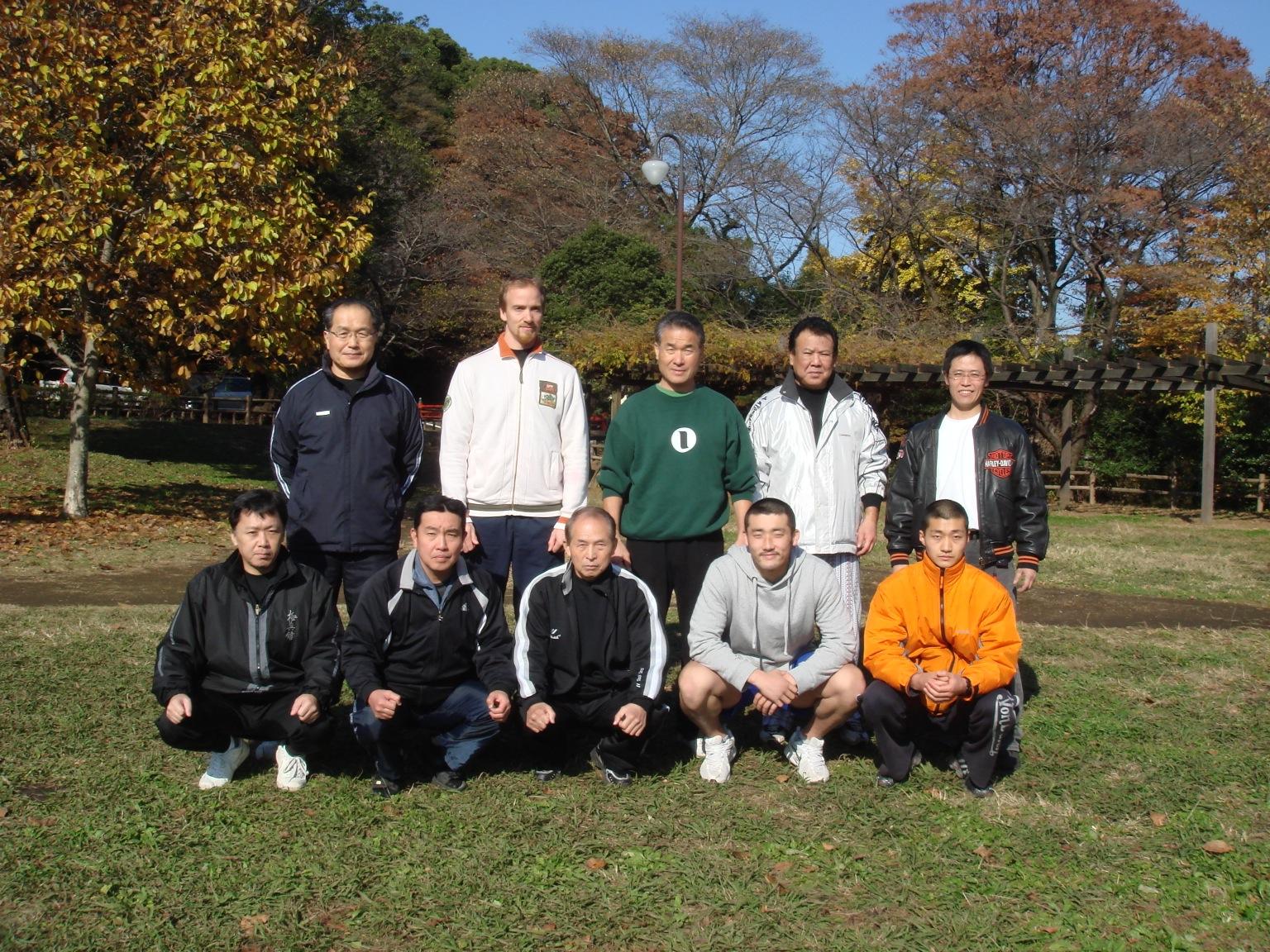 Akiyama, Kristian Gomez Gunnebring, Hatsuo Royama, Sakurai, Kataoka, Horigome, Hayasaka, Enami Takaai, Kataoka, Horigome, Hayasaka, Kim and Lee