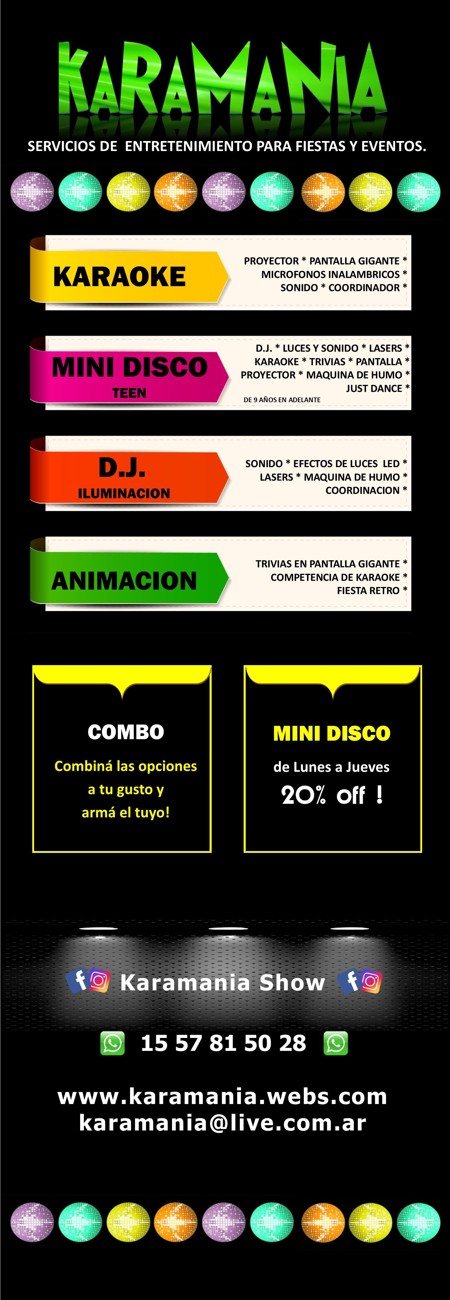 mini disco