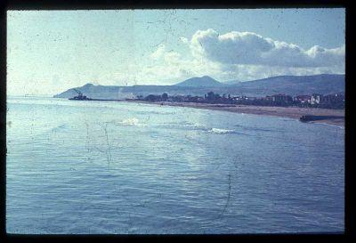 1953 te çekilen samsunun ilk renkli fotoğrafı