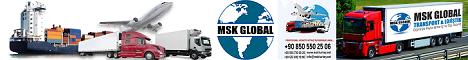 MSK GLOBAL 468X60 REKLAM BANERİ