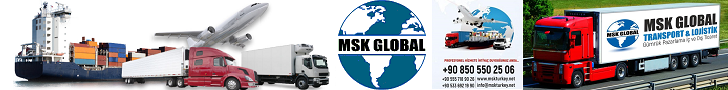 MSK GLOBAL 728X90 REKLAM BANERİ