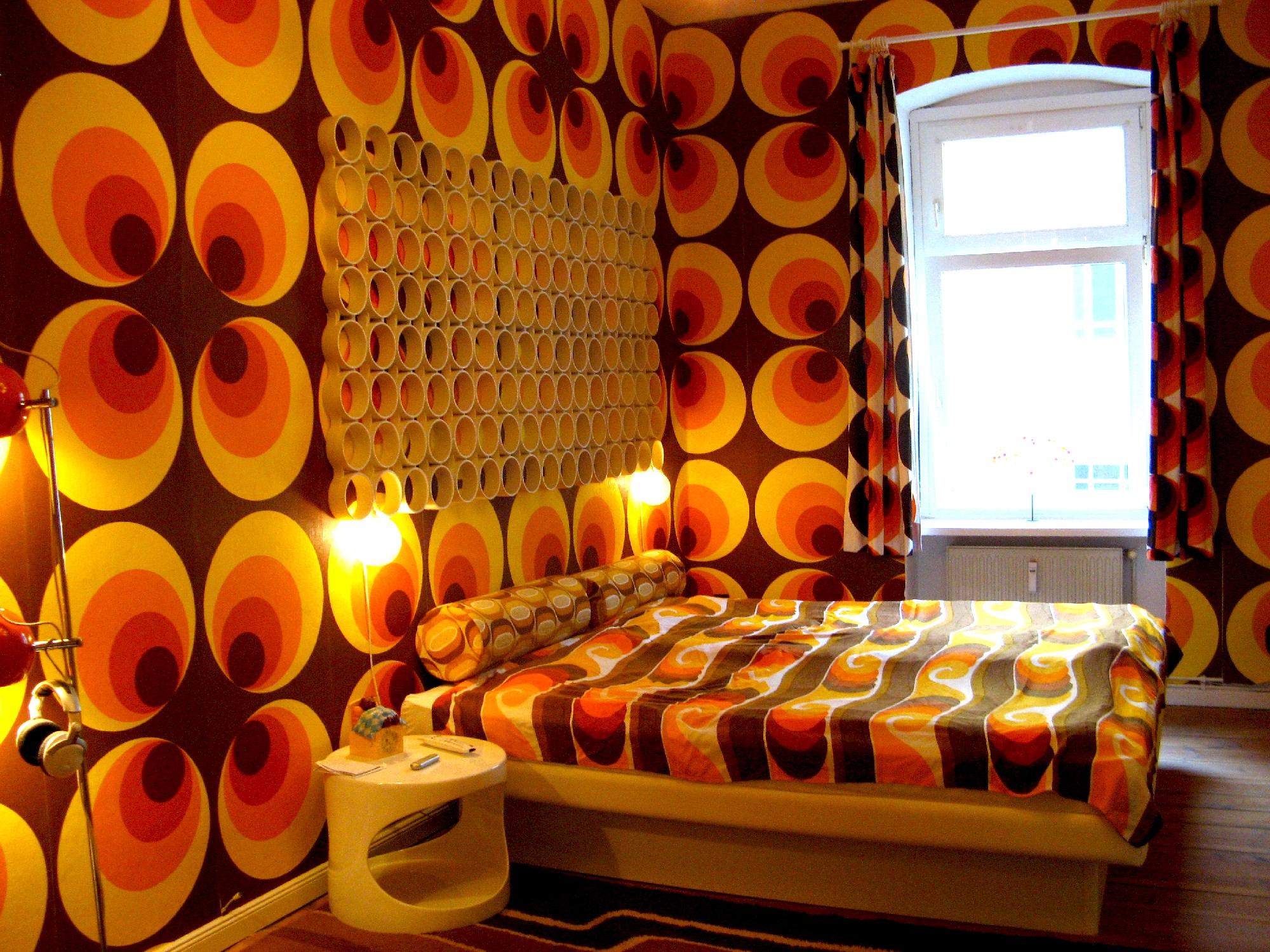 Karims 70s paradise home for 70er wohnzimmer
