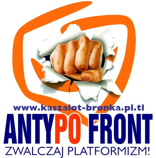 Anty PO front - Zwalczaj Platformizm !