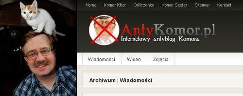 Antykomor.pl - Anty Komor