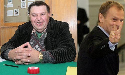 Krzysztof Kononowicz - Donald Tusk