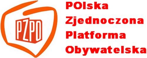 PZPO - POlska Zjednoczona Platforma Obywatelska