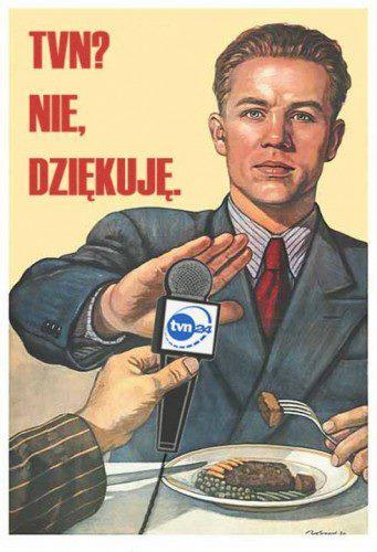 TVN? Nie, dziękuję. - tvn24 - tusk vision network